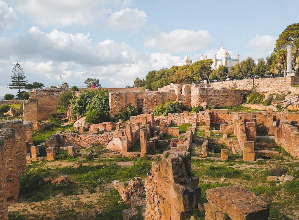 Acropolium of Carthage