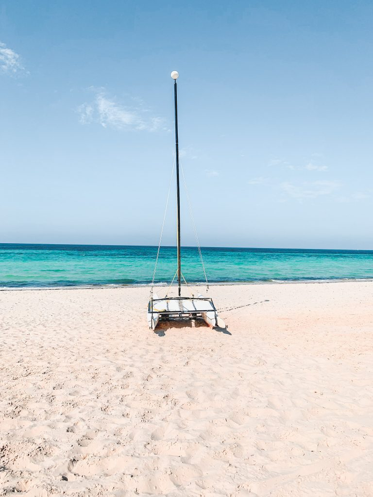 Beaches in Tunisia