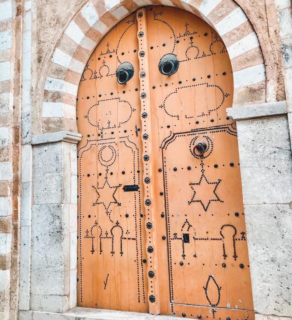Door in Old Medina