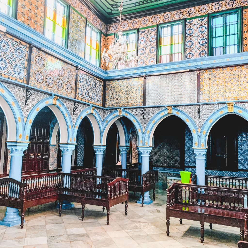 El-Ghriba Oldest Synagogue in Tunsia