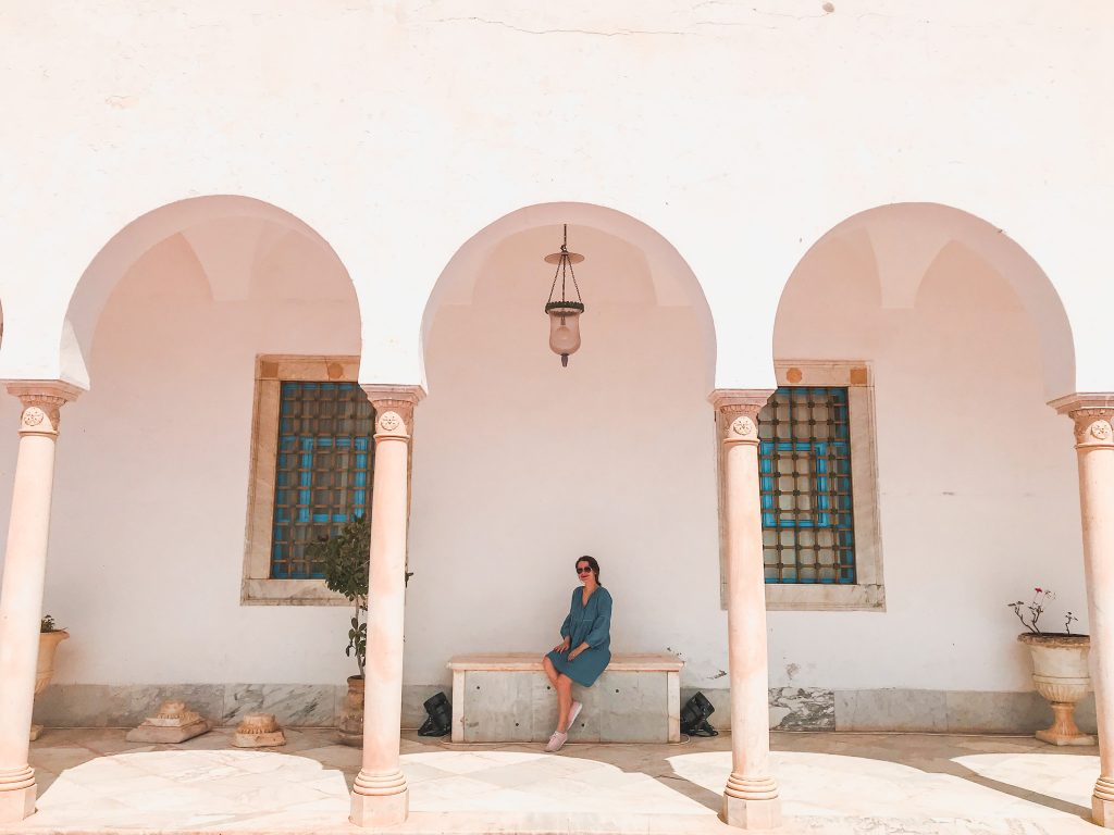 Ennejma Ezzahra Palace