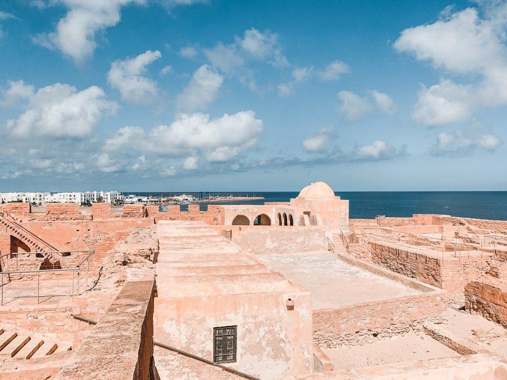 Ghazi Mustapha Tower Djerba Island