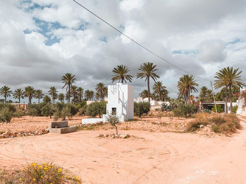Houche In Island of Djerba