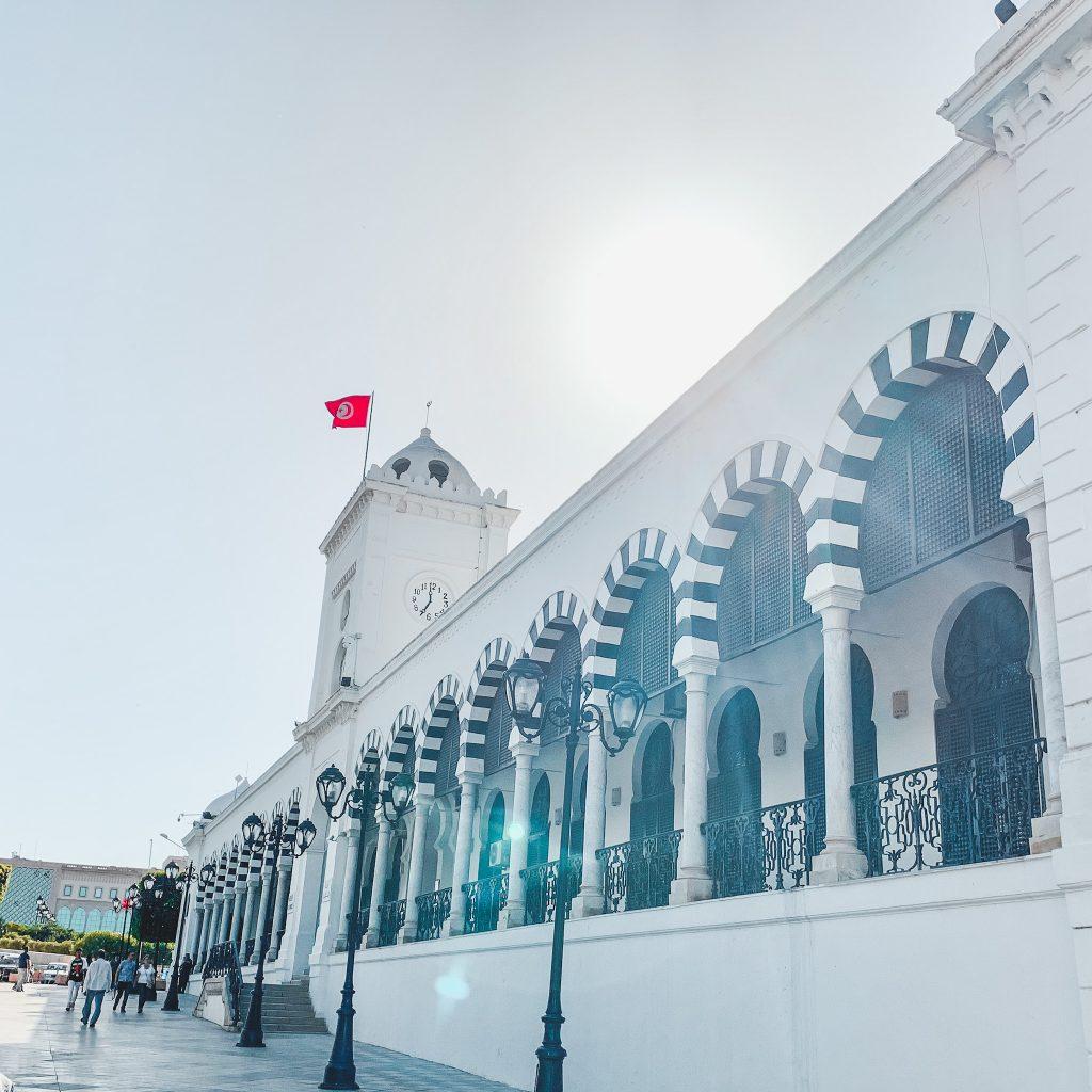 La Kasbah Medina of Tunis