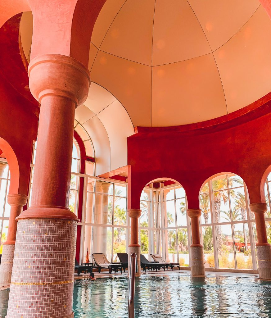 Residence Spa in Tunis