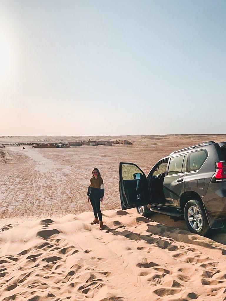 Sand Dunes Mos Espa
