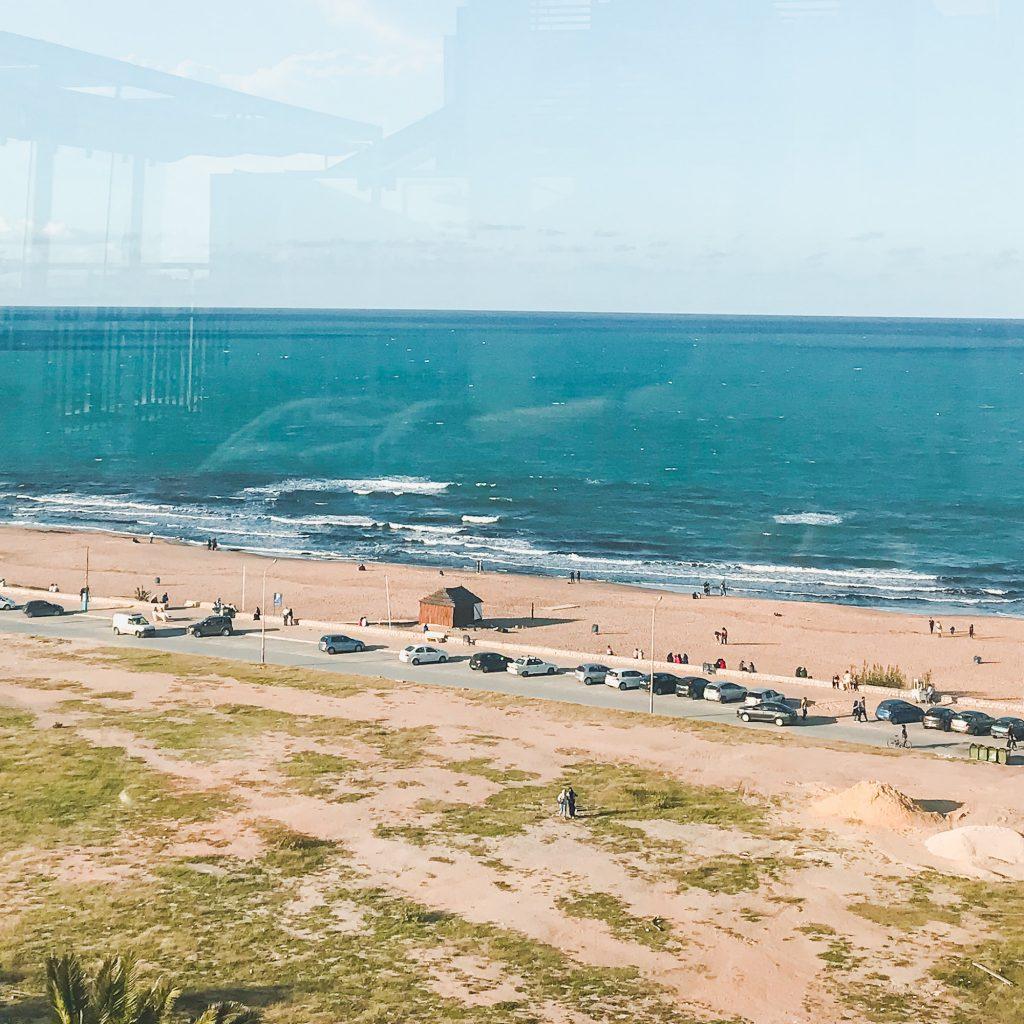 View of La Marsa Beach