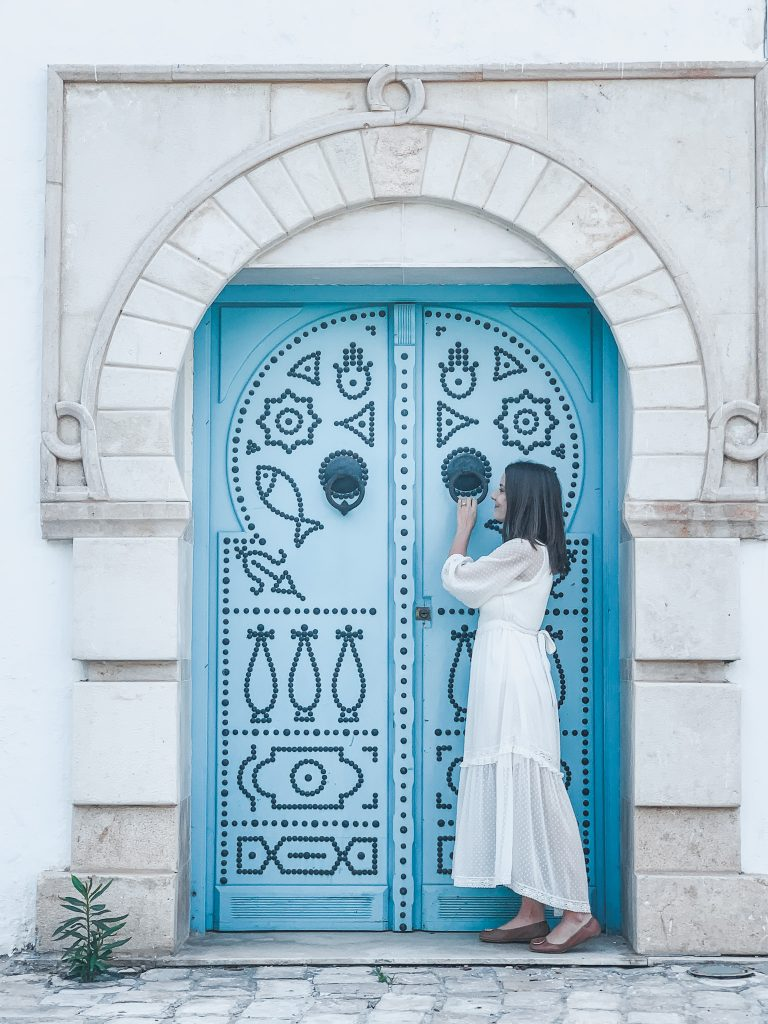 Visit Tunisia Door