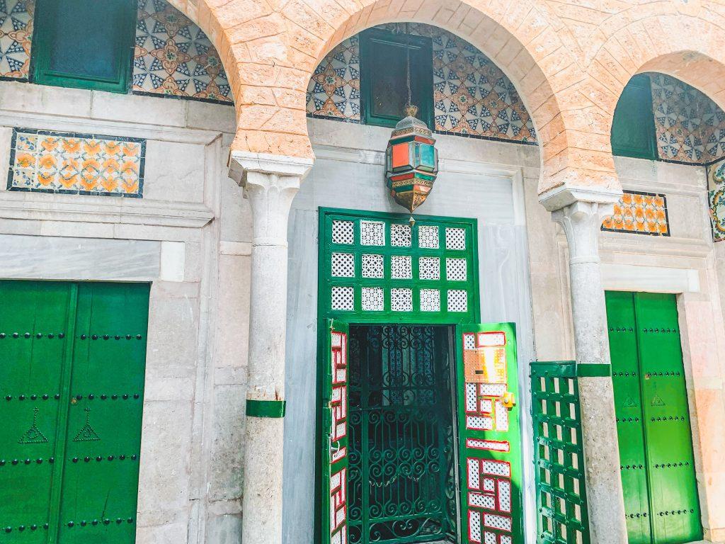 Zaouia of Sidi Ben Arous