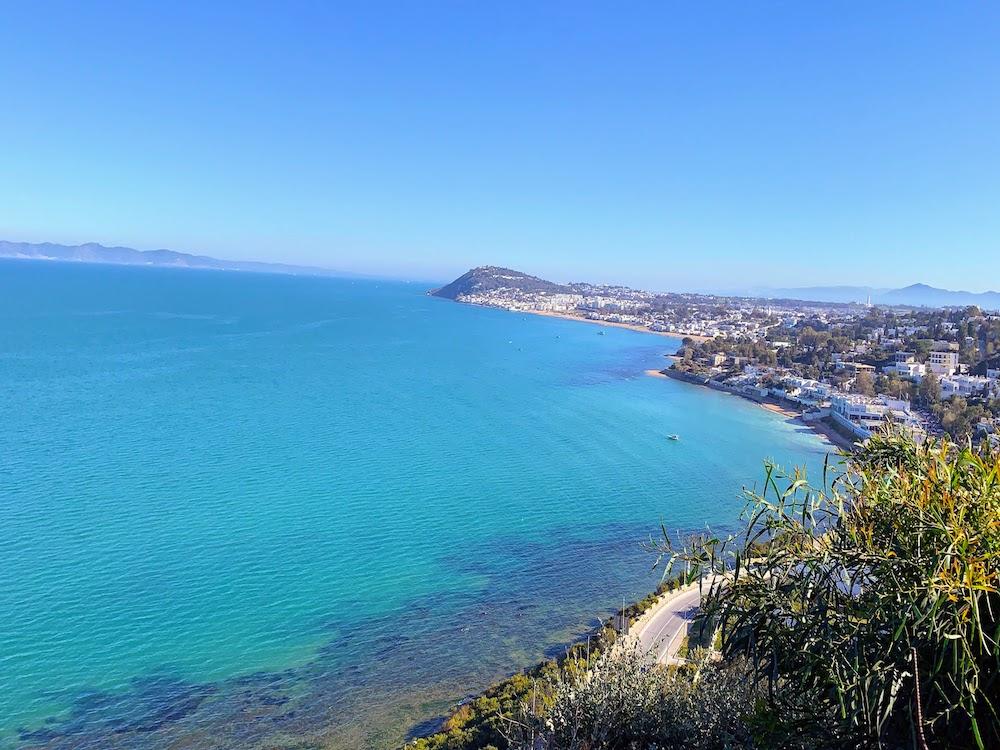 Gammarth Beaches of Tunis