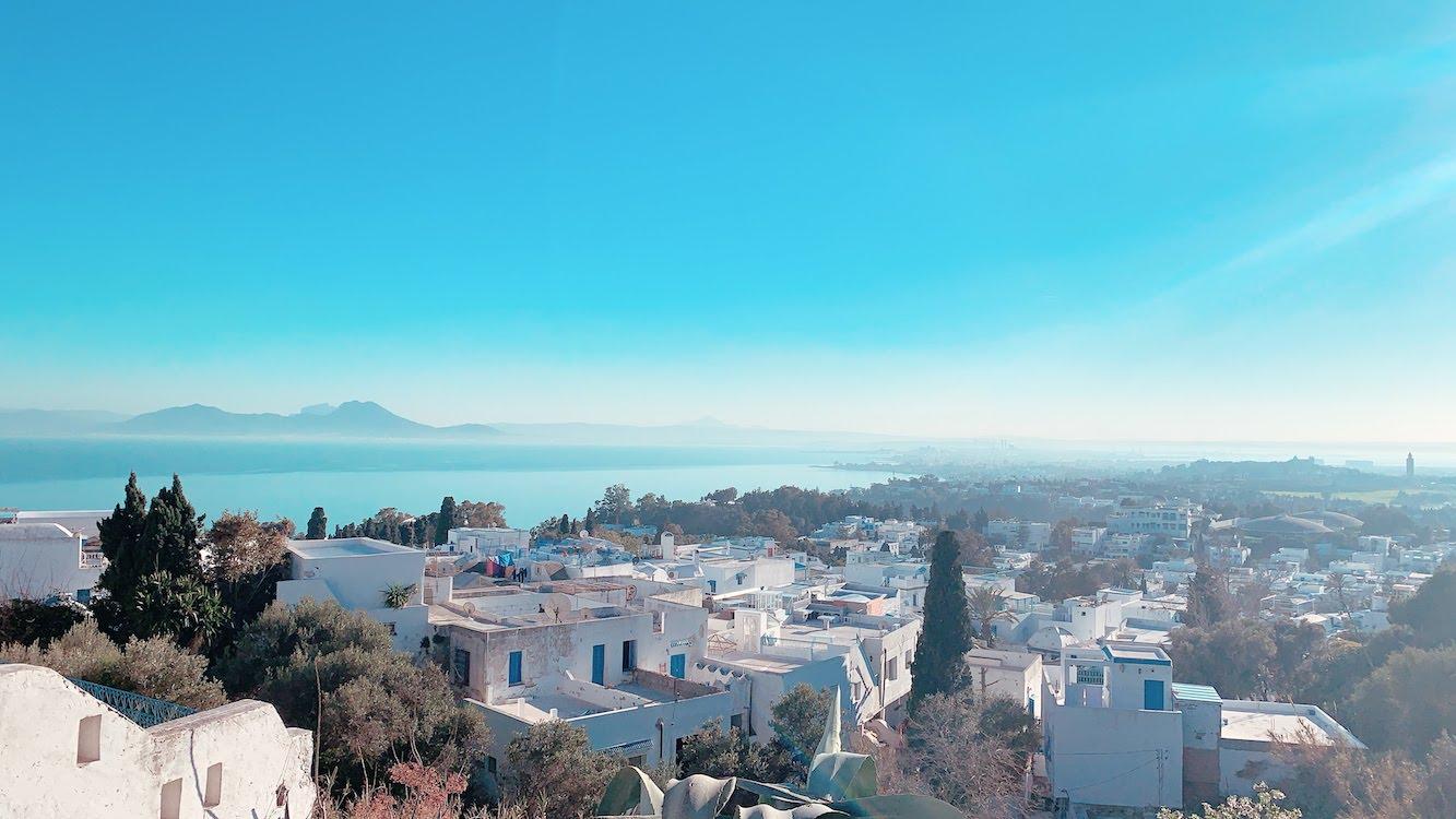 Sidi Bou Said Beaches of Tunis