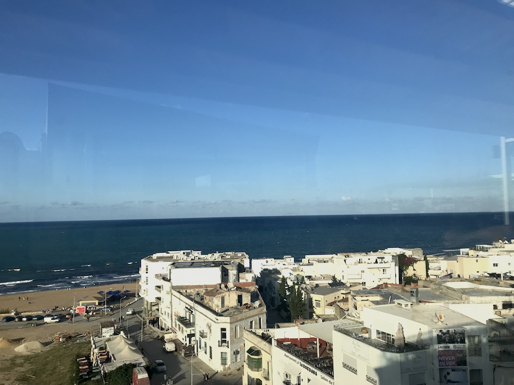 La Marsa beaches of Tunis