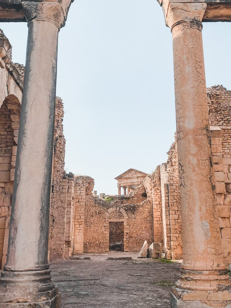 Antonian or Licinian Bath