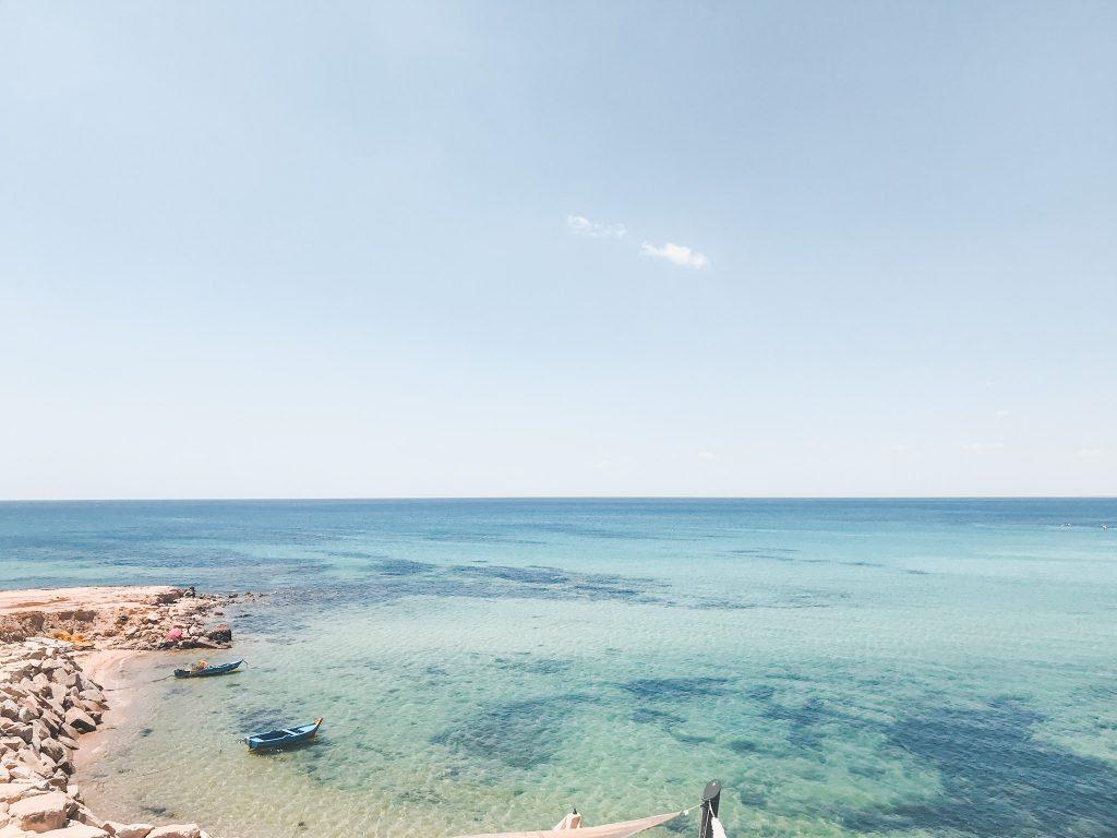 Hammamet Beach-Tunisia's Best Beach