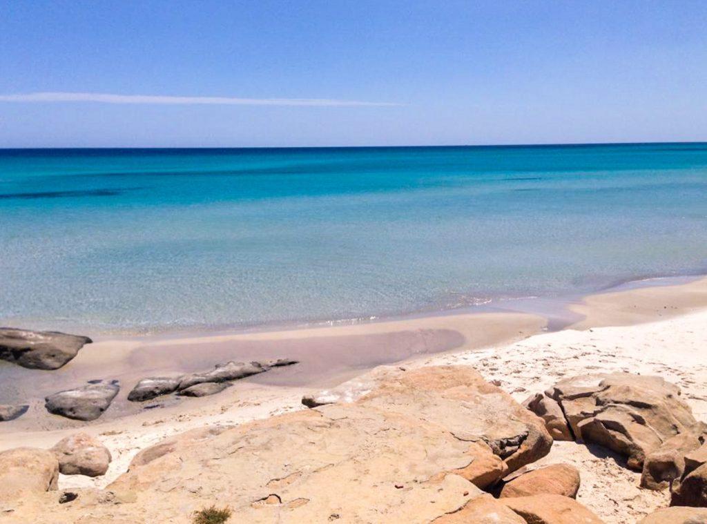 Kelibia beach Tunisia